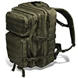 Black Snake US ASSAULT PACK II Damen und Herren Rucksack outdoor backpack Oliv