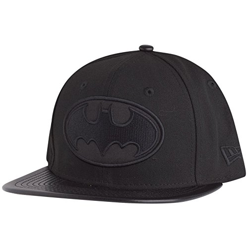 New Era 950 Character Tone Snapback Cap (Small-Medium 54.9cm - 59.6cm, Batman)