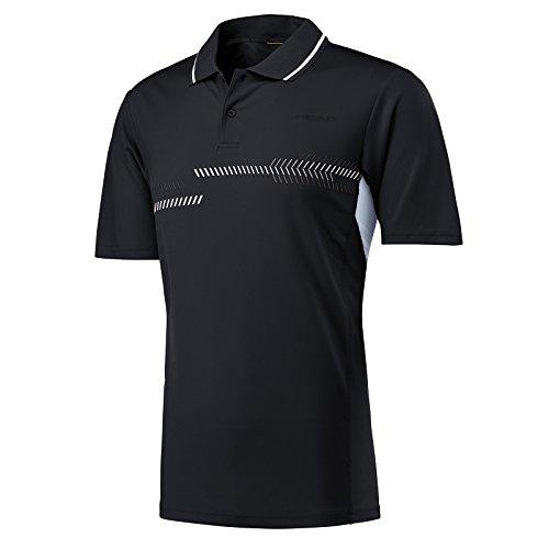 Head Camiseta técnica Tipo Polo, para Hombre, Hombre,...