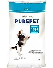 Purepet Chicken & Vegetables Puppy Dog Food, 10kg