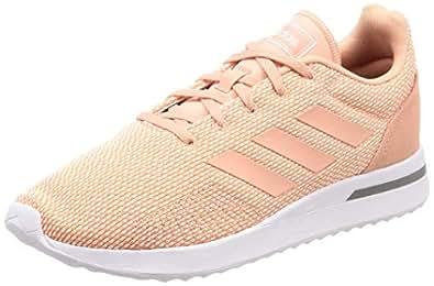 separation shoes df21b 75f04 Bild nicht verfügbar. Keine Abbildung vorhanden für. Farbe adidas RUN70S, Damen  Laufschuhe, Orange (Clear OrangeDust PinkGrey Three
