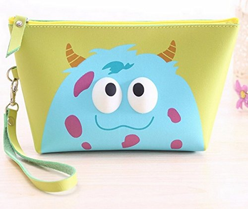 Trousse Maquillage etanche Monster and Co Sully Disney