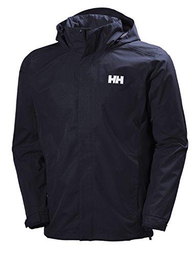 Helly Hansen Herren Jacket Dubliner, Navy, M, 62643_597-M (Active Lifestyle-bekleidung)