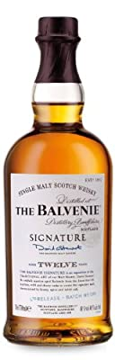 Balvenie Signature Whisky 12 Year Old 70cl