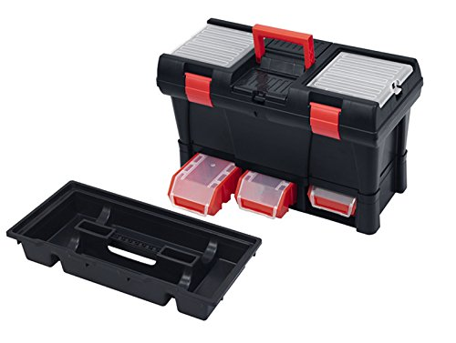 Patrol Group Werkzeugkiste Module Semi Profi-20 inklusiv Kleinteilemagazin, 1 Stück, Stuff
