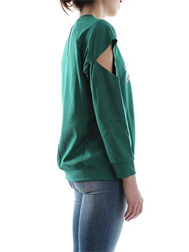PINKO SERRAVALLE SWEAT-SHIRT Femme Verde