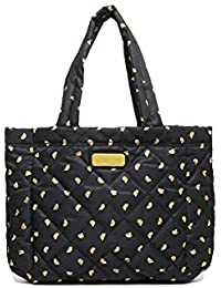 MARC BY MARC JACOBS MUJER M0007643GL AMARILLO/NEGRO POLIAMIDA BOLSO TIPO SHOPPER