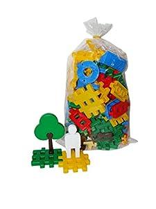 Polesie - Juego de construcción para niños de 148 Piezas (PW5380)