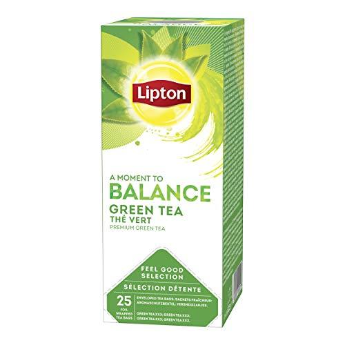Lipton Gama Sensaciones Té Verde 6 estuches 25 Sobres