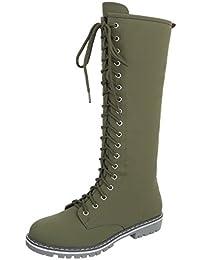 Zapatos para mujer Zapatillas Plano Zapatillas altas Ital-Design