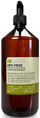 Insight Champú Hidratante Anti- Frizz 900 ml