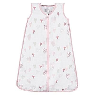 aden + anais 8092G Heartbreaker saco 1Tog para bebé 12–18meses