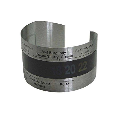 Vin Bouquet FIC 009 - Termómetro analógico para botellas