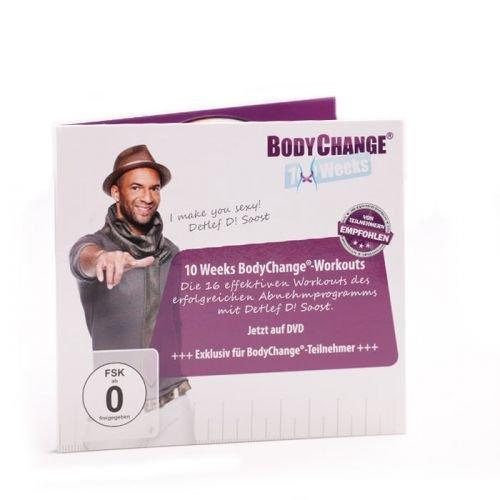 Die Orginal BodyChange Workout DVD - Mit Kult Coach Detlef D. Soost! Für Einsteiger und Fortgeschrittene