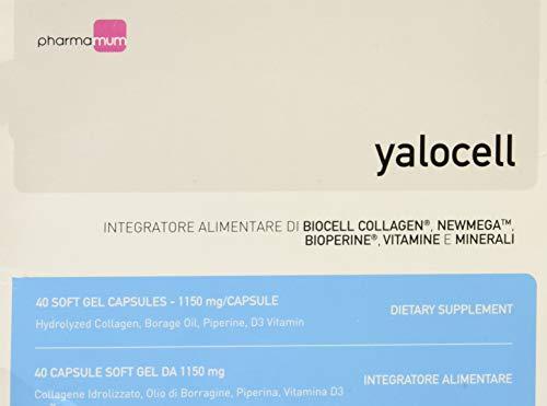 Pharma Mum Italia Yalocell - 40 capsule soft gel