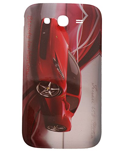 iCandy™ Hard Back Panel Replacement cover For Samsung Galaxy Grand S9082 / Grand Neo S9060 / Grand Neo Plus S9060i - Ferrari  available at amazon for Rs.155