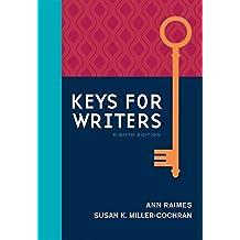 Keys for Writers, Spiral Bound Version