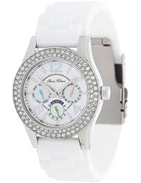 Paris Hilton - Reloj de pulsera mujer, color blanco