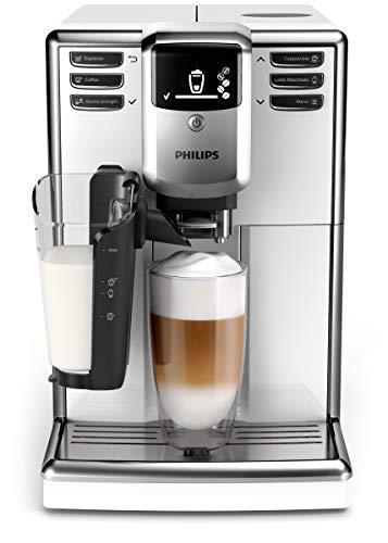 Philips EP5331/10 Kaffeevollautomat mit LatteGo Milchsystem, Weiß