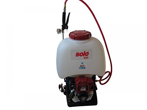 Motorhochdruckrückenspritze SOLO 433