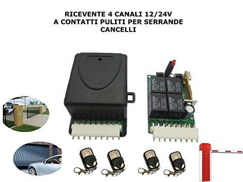 recepteur-4-canaux-12-24-v-a-contacts-propres-avec-4-telecommandes-433-mhz-portail