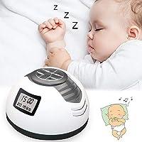 Baby Sound Maschine, Formen Projektion mit beruhigender Naturmusik und Klassischen Schlafliedern. preisvergleich bei billige-tabletten.eu
