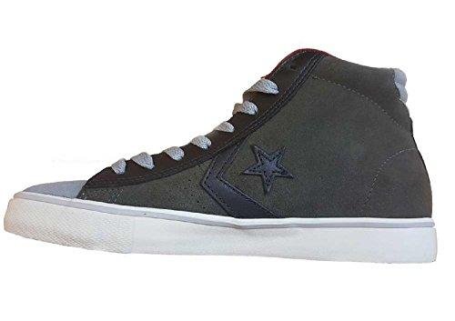 Converse - Pro Leather Vulc, Sneaker Alte Uomo Fonte / Noir / Turtledove