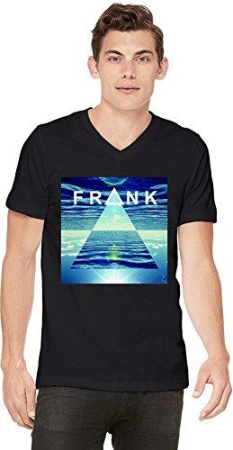 Frank Ocean Hipster Triangle Mens V-neck T-shirt XX-Large