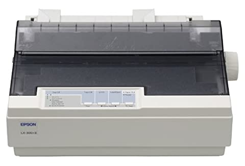 EPSON LX-300+II colour 9 pin dot matrix printer