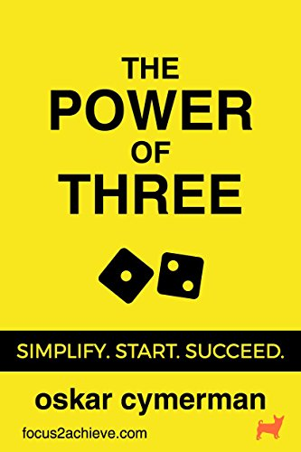 the-power-of-three-simplify-start-succeed-english-edition