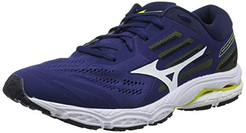 Mizuno Wave Stream 2, Scarpe da Running Uomo, Blu (EstateBlue/White/DressBlues 2), 43 EU