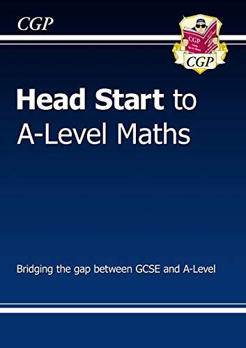 New Head Start to A-Level Maths