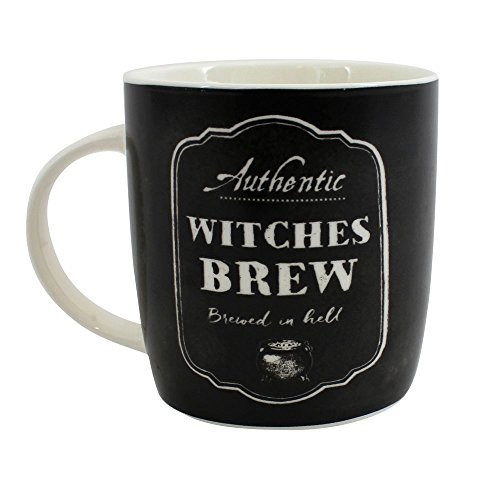 Jones Home und Hexen Brew Geschenkbox Becher, Mehrfarbig (Billig Halloween Becher Kaffee)