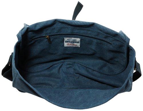 Deeluxe - Borsa, Uomo Blu (Bleu)