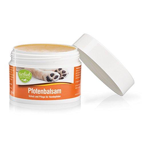 tierlieb Pfotenbalsam, Schutz und Pflege für Hundepfoten, Inhalt 200 ml (Balsam Hund Pfote)