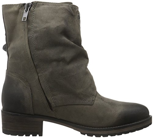 Spm Iyam Ankle Boot, Bottines à doublure froide femme Gris - Grau (Dk Grey 012)