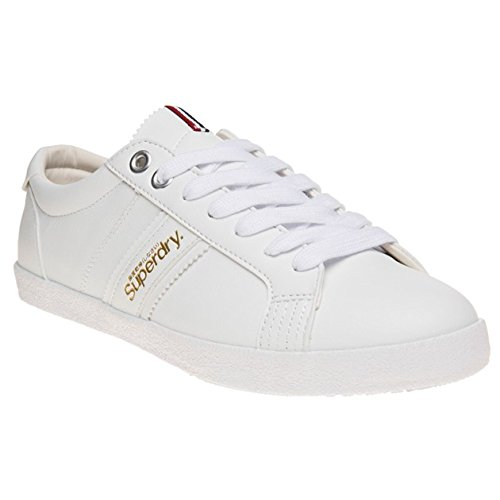 Superdry Sleek Uomo Sneaker Bianco