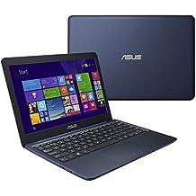 'ASUS x206ha-fd0103t Notebook, pantalla de 11.6, procesador Intel ATOM z8300quad core, 1.44GHz, eMMC de 32MB, 4GB de RAM