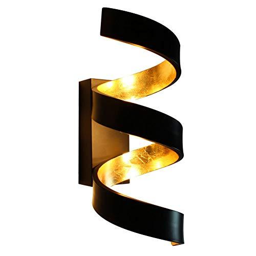 WHY LED Wandleuchte 3W innen modern Wandlampe Neutral weiß Wandbeleuchtung energiesparend Lampe Schlafzimmer, Wohnzimmer, Flur