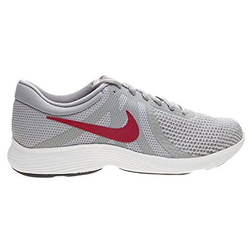 cheaper 6228a a7fd9 Nike Revolution 4 EU, Scarpe da Corsa Uomo, Multicolore (Wolf Grey Gym
