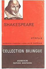 Othello / bilingue Paperback