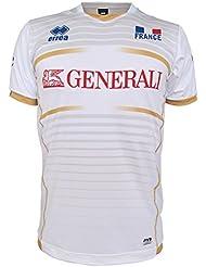 Maillot Errea Equipe de France Blanc 2017/2018