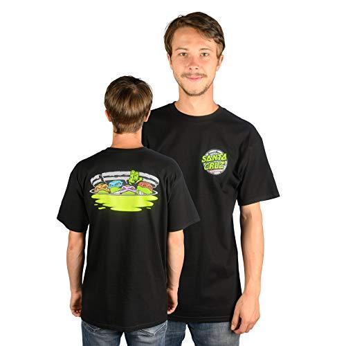 Shirt Ninja Turtles (Black) M ()