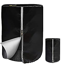 Mr.You Tire Storage Covers&Tyre Storage Bag Large TireHide Seasonal Tire Outdoor Tire Covers Waterproof Dust-Proof Diameter 28