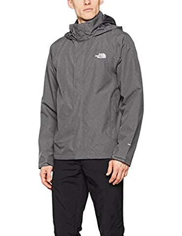 The North Face T0A3X5DYY. M, Blouson Homme, Gris (Tnf Medium Grey), 46 (Taille Fabricant: Medium)