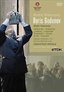 Mussorgsky, Modest - Boris Godunow
