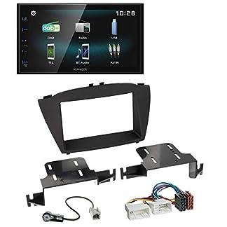 caraudio24-Kenwood-DMX125DAB-Bluetooth-2DIN-USB-DAB-MP3-Autoradio-fr-Hyundai-ix35-ab-2013