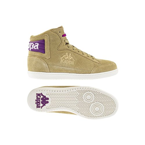 Sneakers - Authentic 0083 GREEN KHAKI-VIOLET