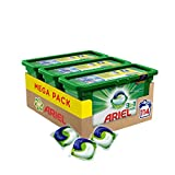 Ariel 3en1 Pods Ecodoses Original - Lessive Doses - 114 lavages (pack de 3x38...
