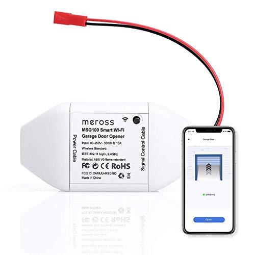 Bluetooth Garagentor Öffner Steuerung Empfänger per Handy APP als Handsender